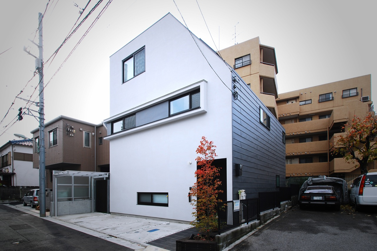 House in Togoshi / LEVEL Architects, Courtesy of LEVEL Architects