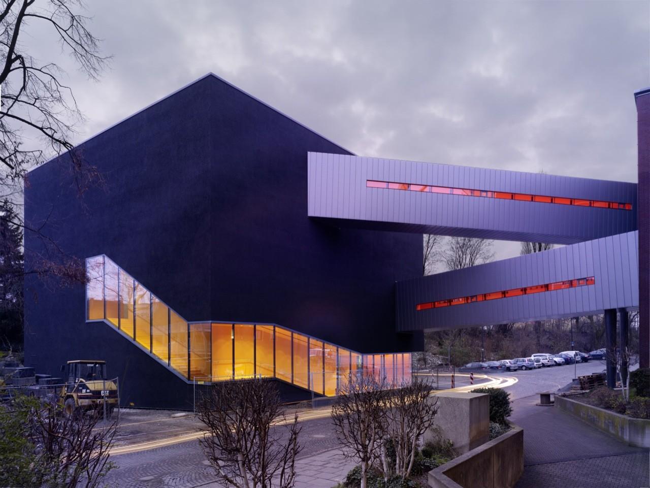 Deutsches Bergbau-Museum / Benthem Crouwel Architekten, © Udo Kowalski