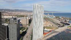Torre Diagonal Zero Zero / EMBA
