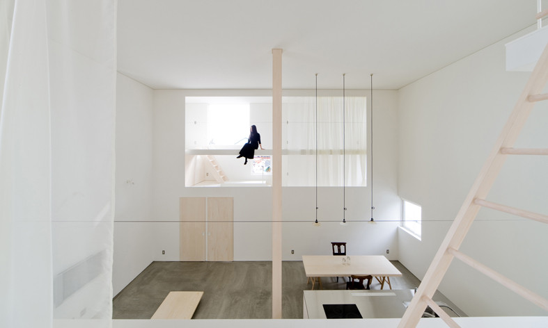House of Trough / Jun Igarashi Architects, Courtesy of Jun Igarashi Architects