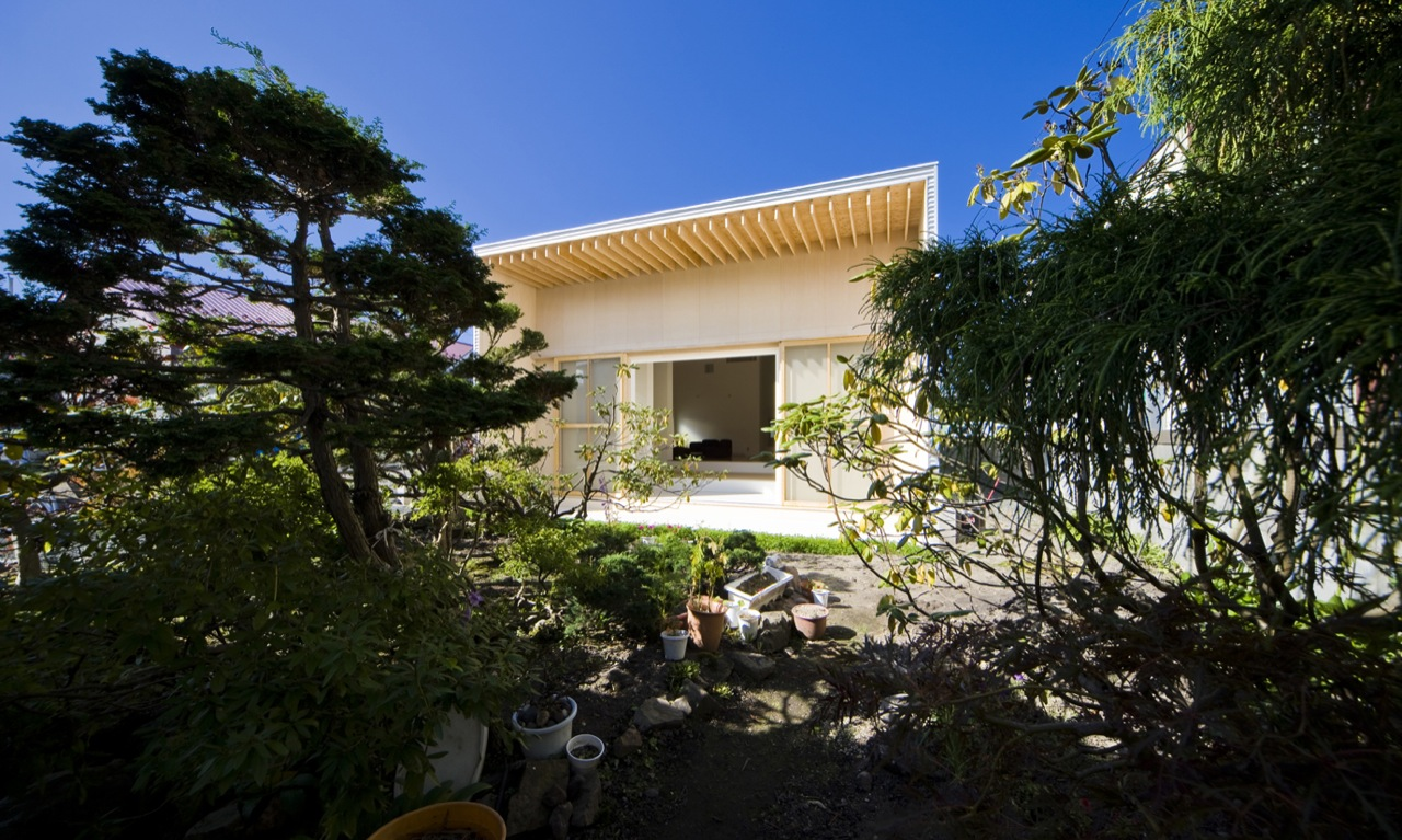 Layered House / Jun Igarashi Architects, Courtesy of Jun Igarashi Architects