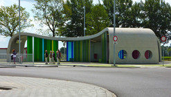 Busstop Park+Ride Citybus / LYVR