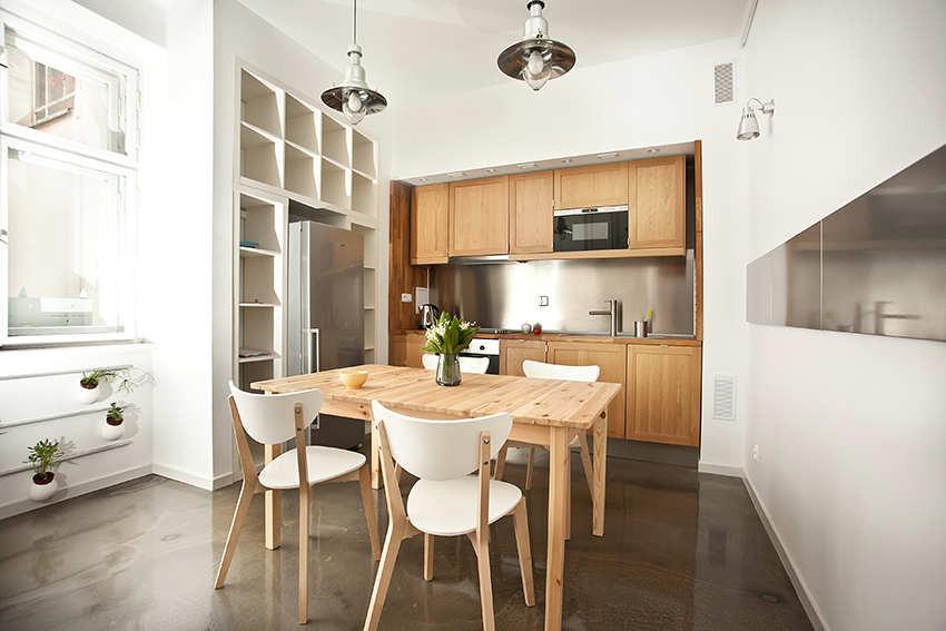 Apartment In Poznań / mode:lina, © Marcin Ratajczak