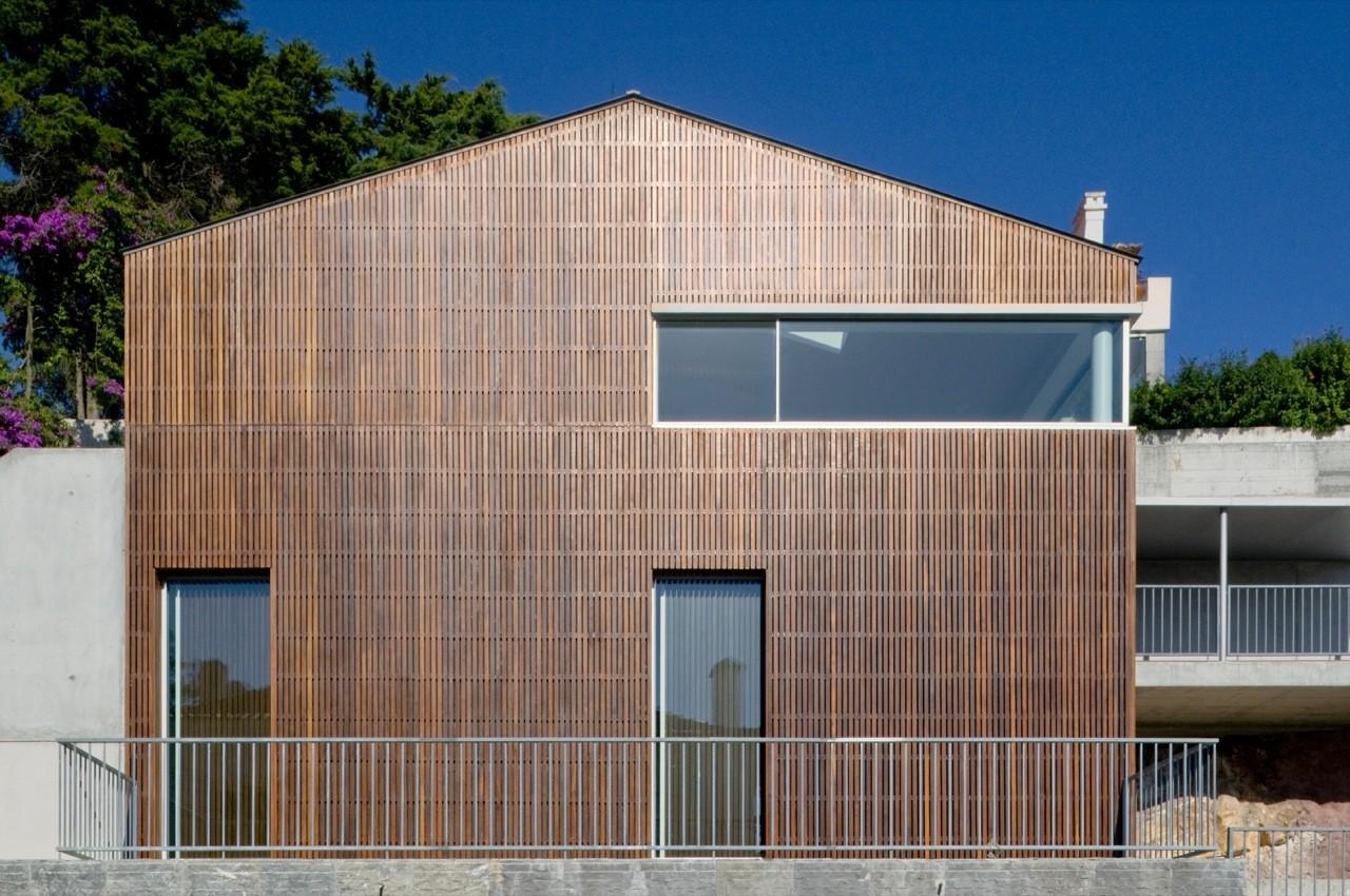 Estoril House / Frederico Valsassina Arquitectos, © FG+SG –Fernando Guerra