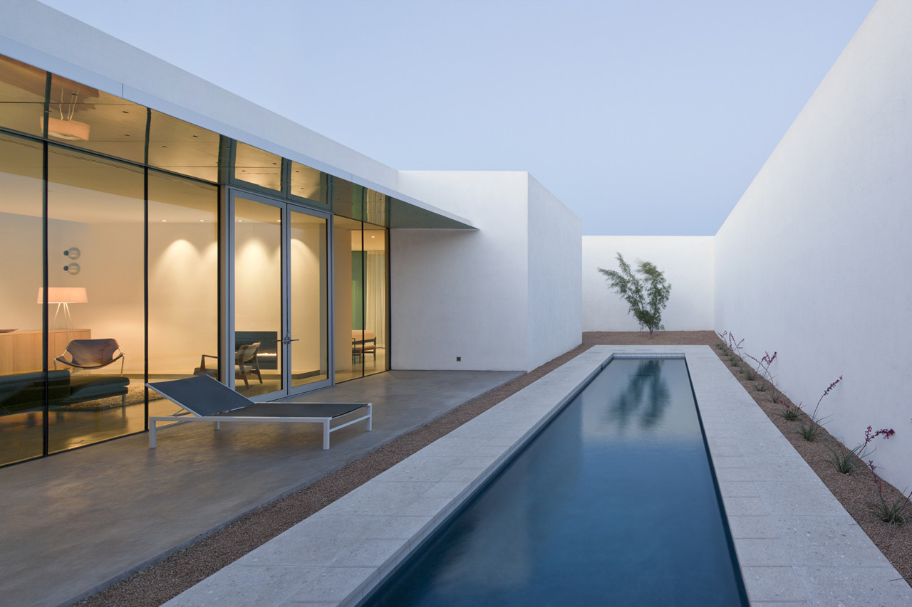 Barrio Historico House / HK Associates Inc, © Timmerman Photography / Bill Timmerman