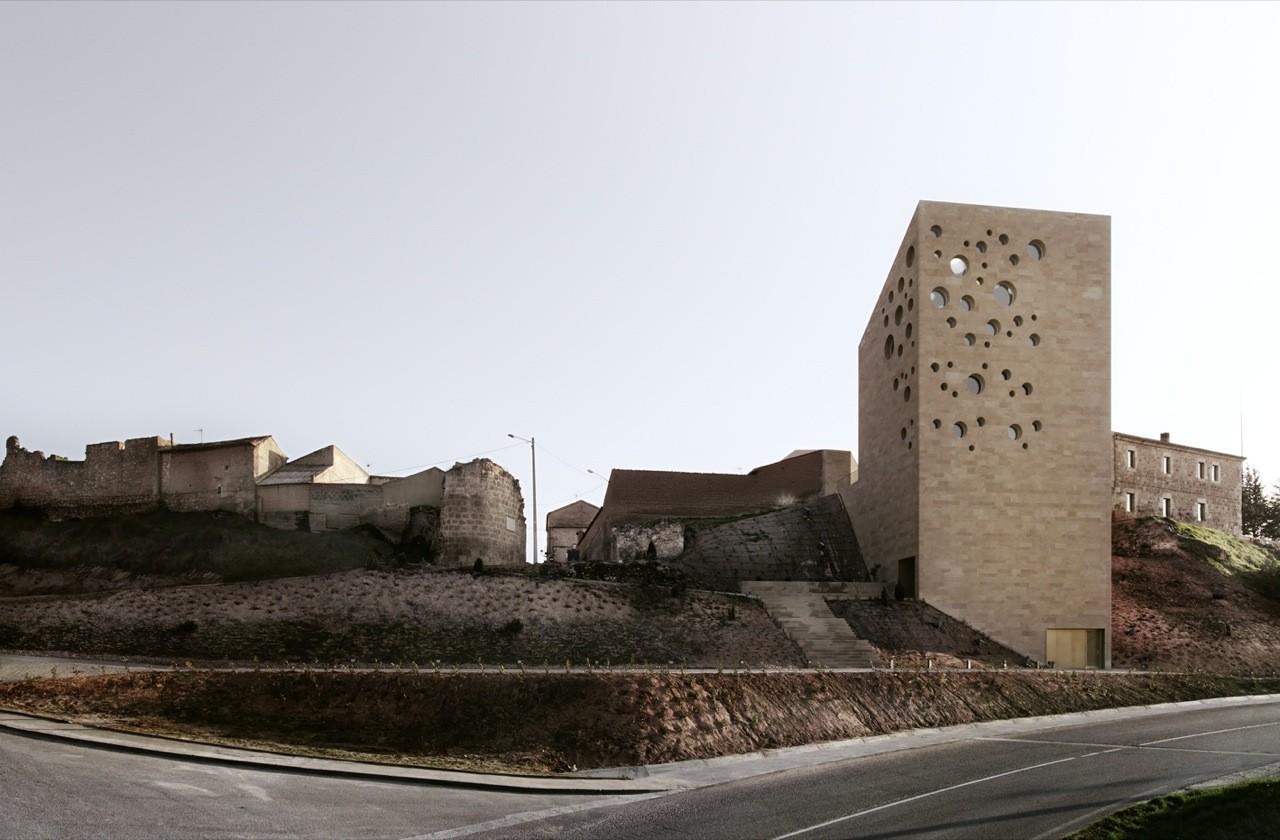 Ribera del Duero Headquarters / Estudio Barozzi Veiga, © Mariela Apollonio