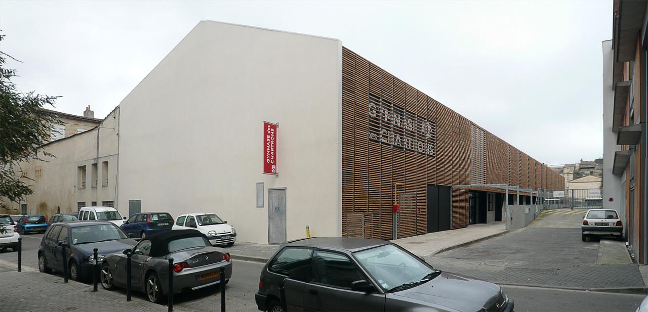 Chartrons Gym / Atelier d'Architecture Baudin  + Limouzin + La Nouvelle Agence, © LNA