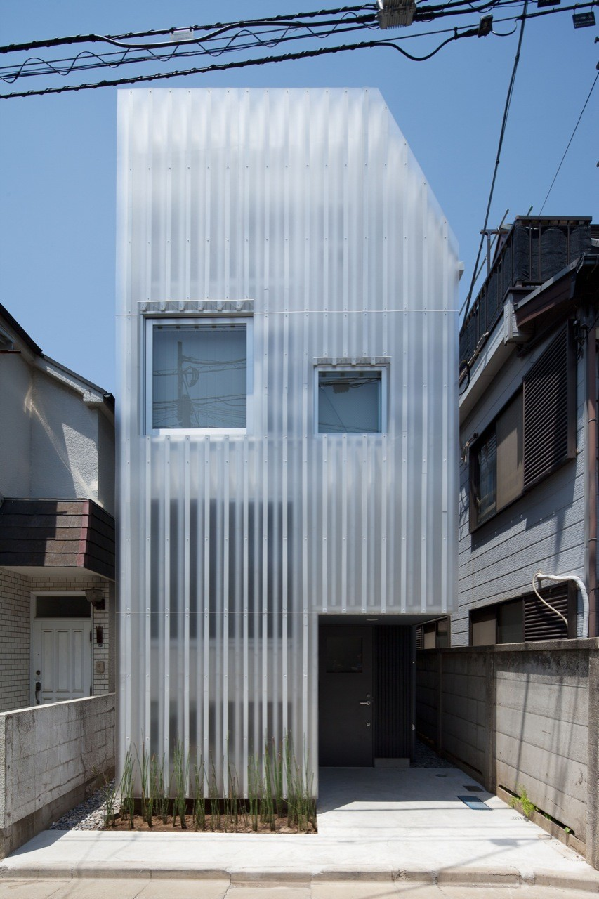 House in Kikuicho / Studio NOA, Courtesy of  studio noa