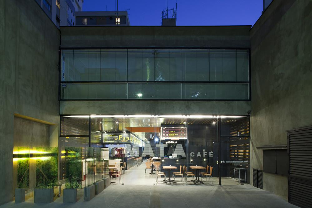Na Mata Café / FGMF Arquitetos, © Fran Parente