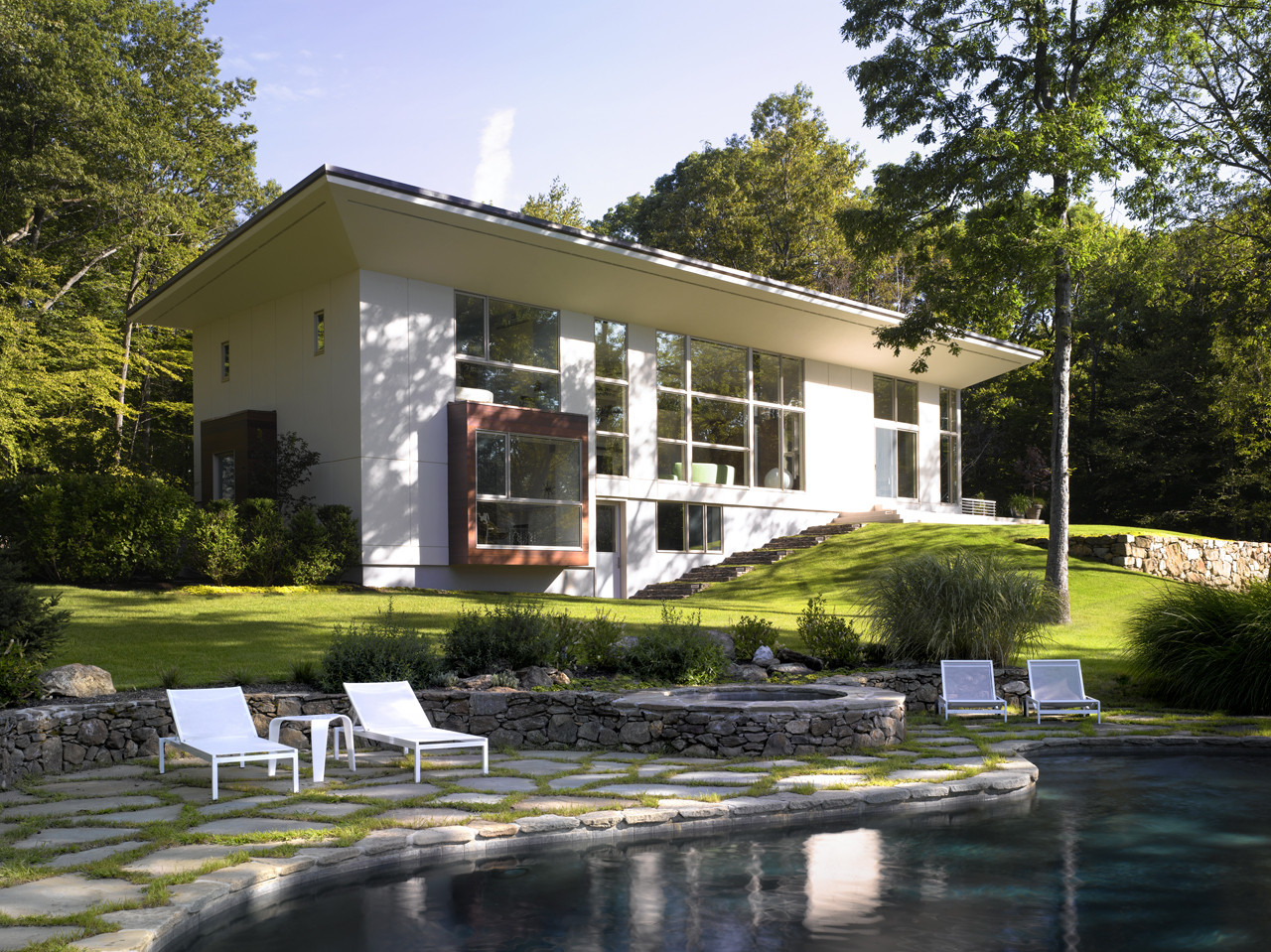 Pawling House / SPG Architects, Courtesy of Tim Street-Porter