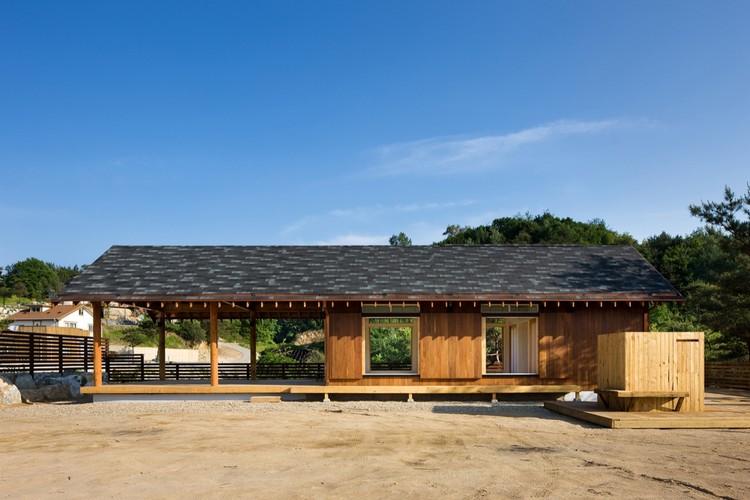House in Geumsan / Eunjoo ROH + Studio GAON, © Youngchea PARK
