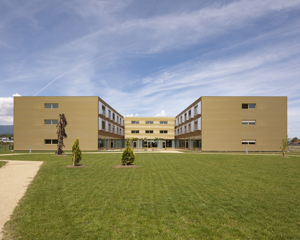 Retirement Home / meier + associés architectes, © Yves André