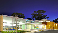 Oak Forest Library / Natalye Appel  + Architect Works, Inc., + James Ray Architects