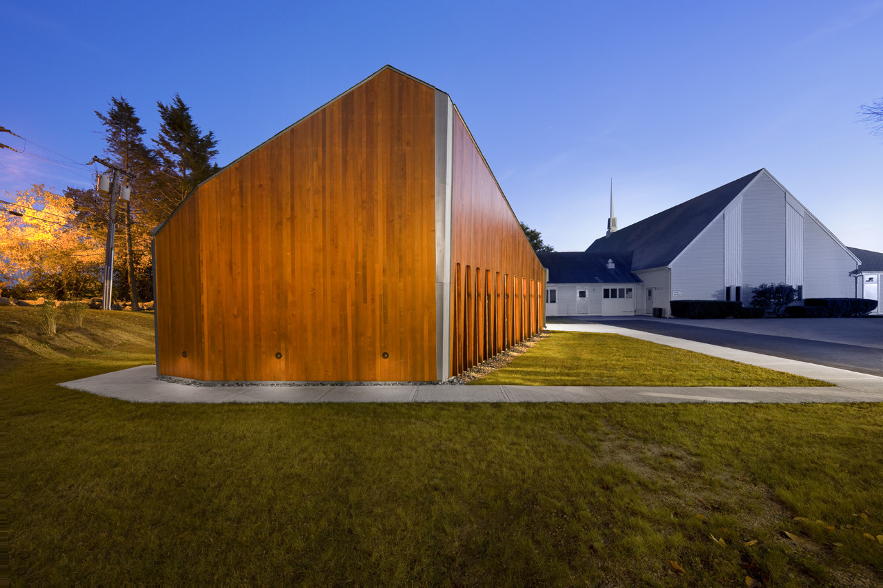 Shepherd of the Valley Chapel / 3six0 Architecture, © John Horner Photography