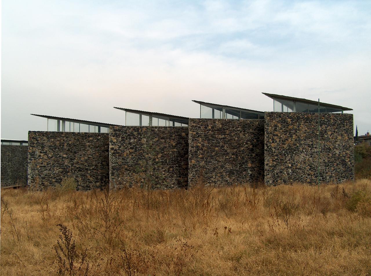 Campamento de Edificios Públicos / Taller de Arquitectura-Mauricio Rocha, Courtesy of  taller de arquitectura-mauricio rocha