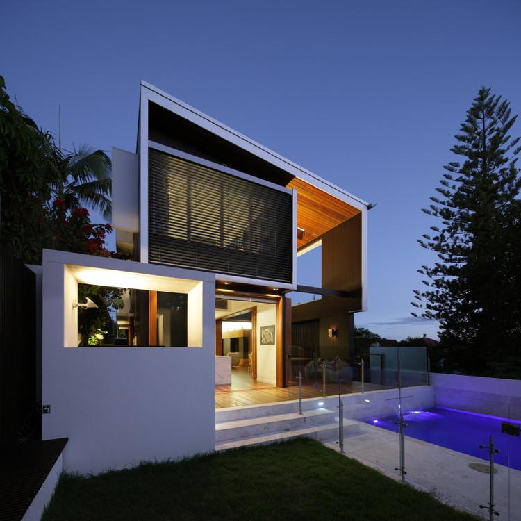 Browne Street House / Shaun Lockyer Architects, © Aperture Photography