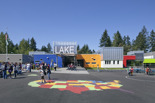 Panther Lake Elementary School / DLR Group, © Chris J. Roberts