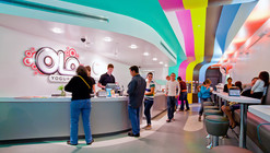 Olo Yogurt Studio / Baker Architecture + Design