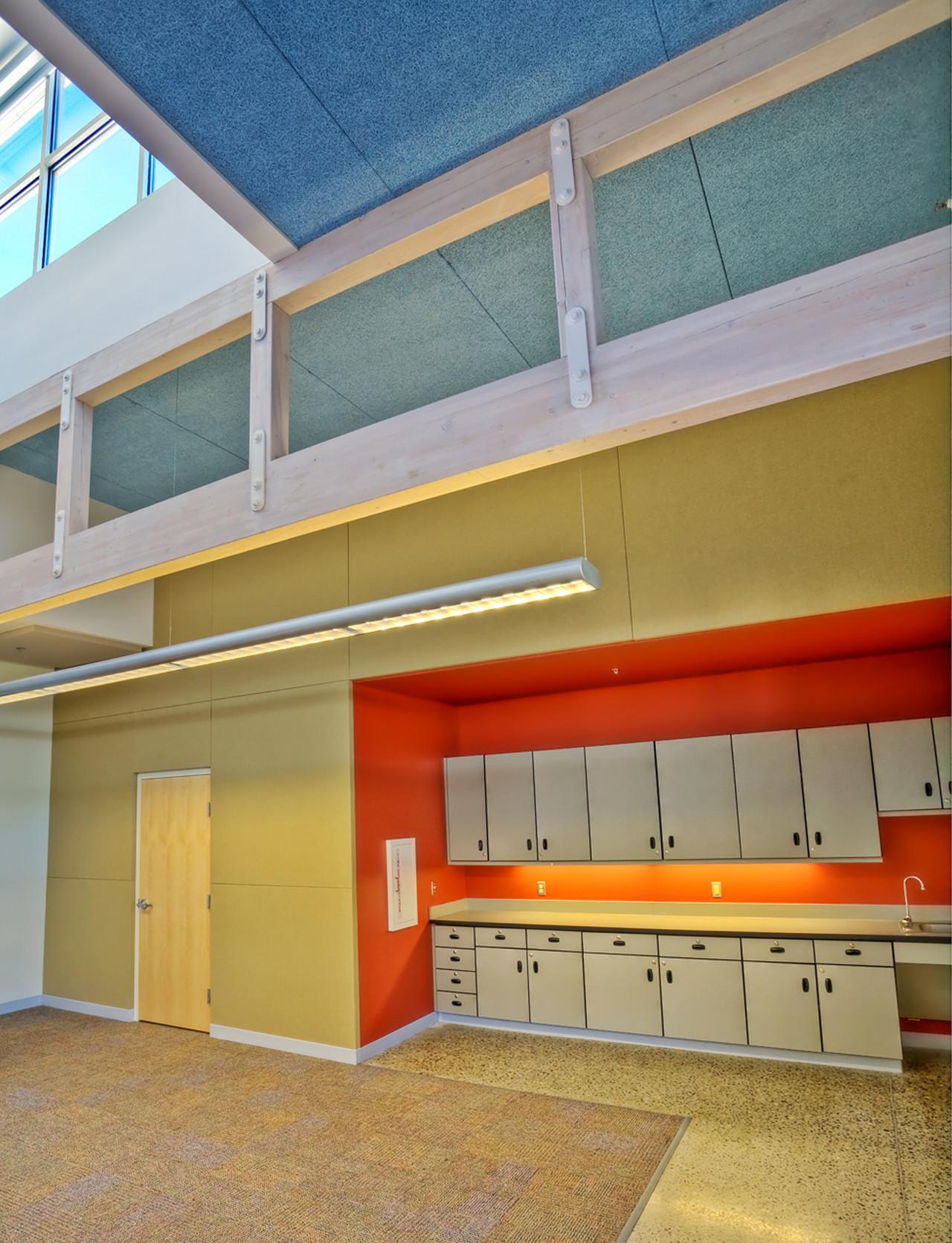 Elementary School Architecture Design