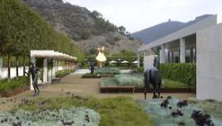 Fran and Ray Stark Sculpture Garden, J. Paul Getty Center / OLIN
