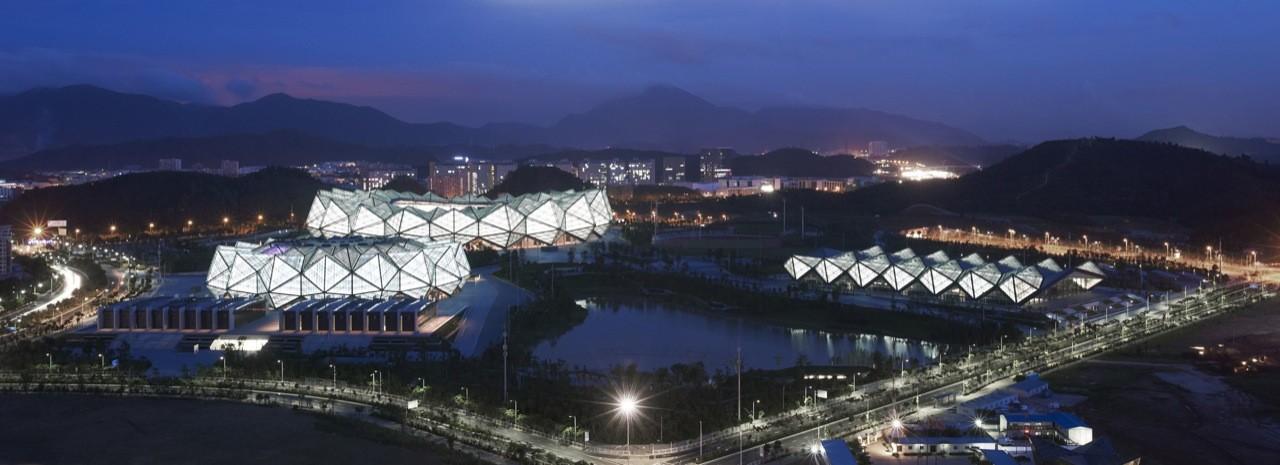 Universiade Sports Center and Bao'an Stadium / gmp architekten, © Christian Gahl