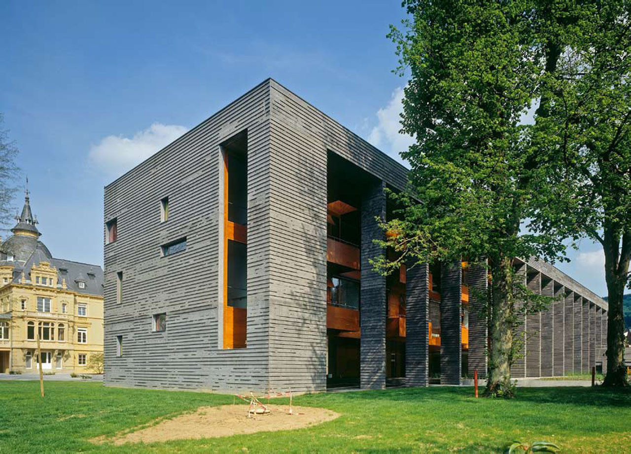 Heisdorf Residence for the Elderly / HVP, Courtesy of  hvp