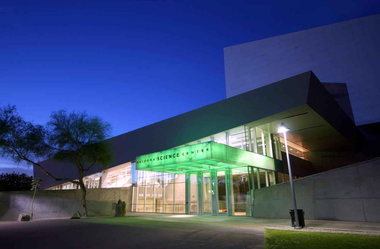 gallery of arizona science center phase iii architekton   9