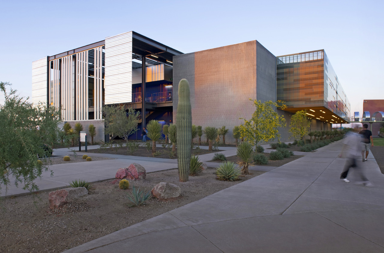 Gallery of chandler gilbert community college ironwood for Icf builders in arizona