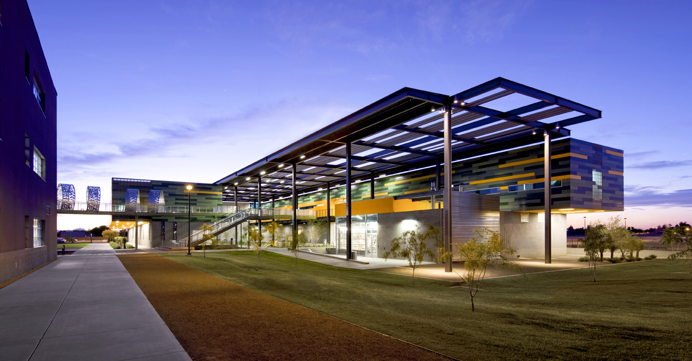 Chandler Gilbert Community College Ironwood Hall / Architekton, © Bill Timmerman / Architekton