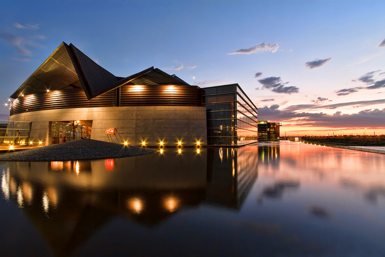 Tempe Center for the Arts / Architekton, © Unknown photographer