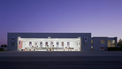 Nike Air Hangar / TVA Architects