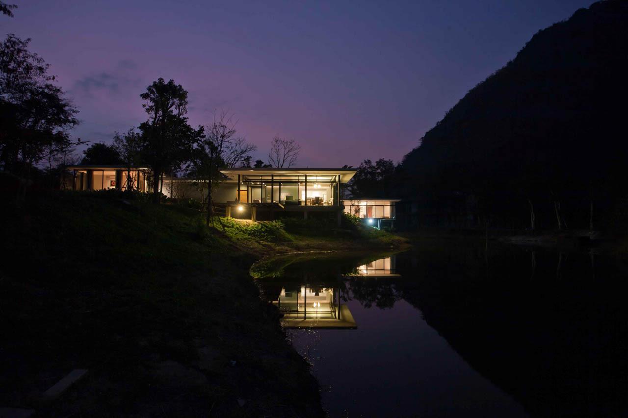 Lake House / Openbox Company, © Pruk Dejkhamheang