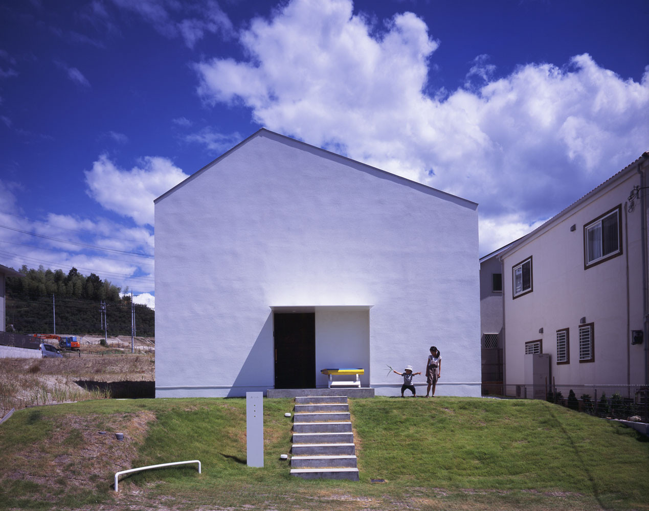 House in Hatsugano / Horibe Naoko Architect Office, © Kaori Ichikawa
