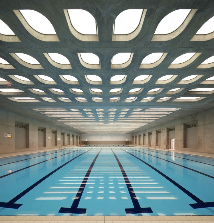 Olympic Swimming Pool 2012