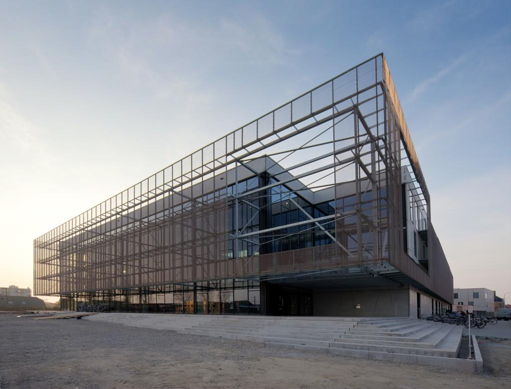 Cultural Centre Ieper / BURO II & ARCHI+I, © Klaas Verdru