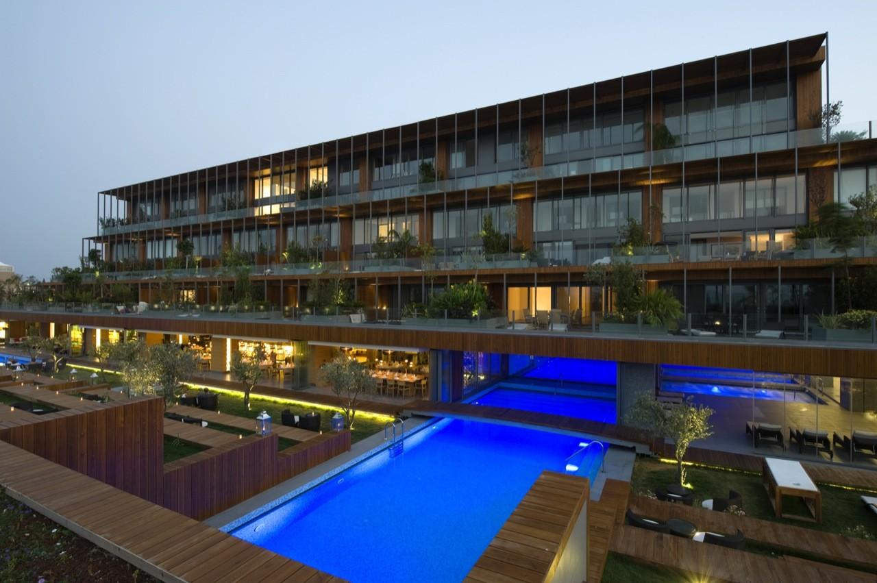 7800 Çeşme Residences and Hotel / Emre Arolat Architects, Courtesy of  emre arolat architects