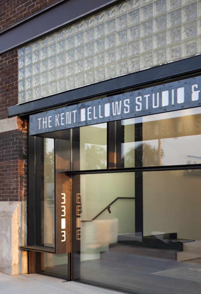 Kent Bellows Studio and Center for Visual Arts / Randy Brown , © Farshid Assassi