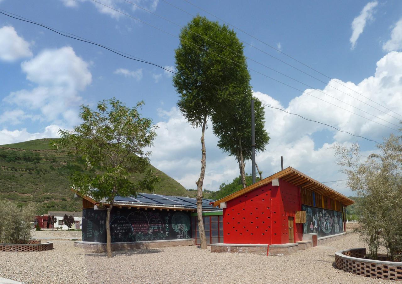 Split Bathhouse / BaO Architects, Courtesy of BaO Architects