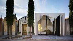 Pantheon Nube / Clavel Arquitectos