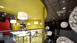 United Chicken / mode:lina architekci