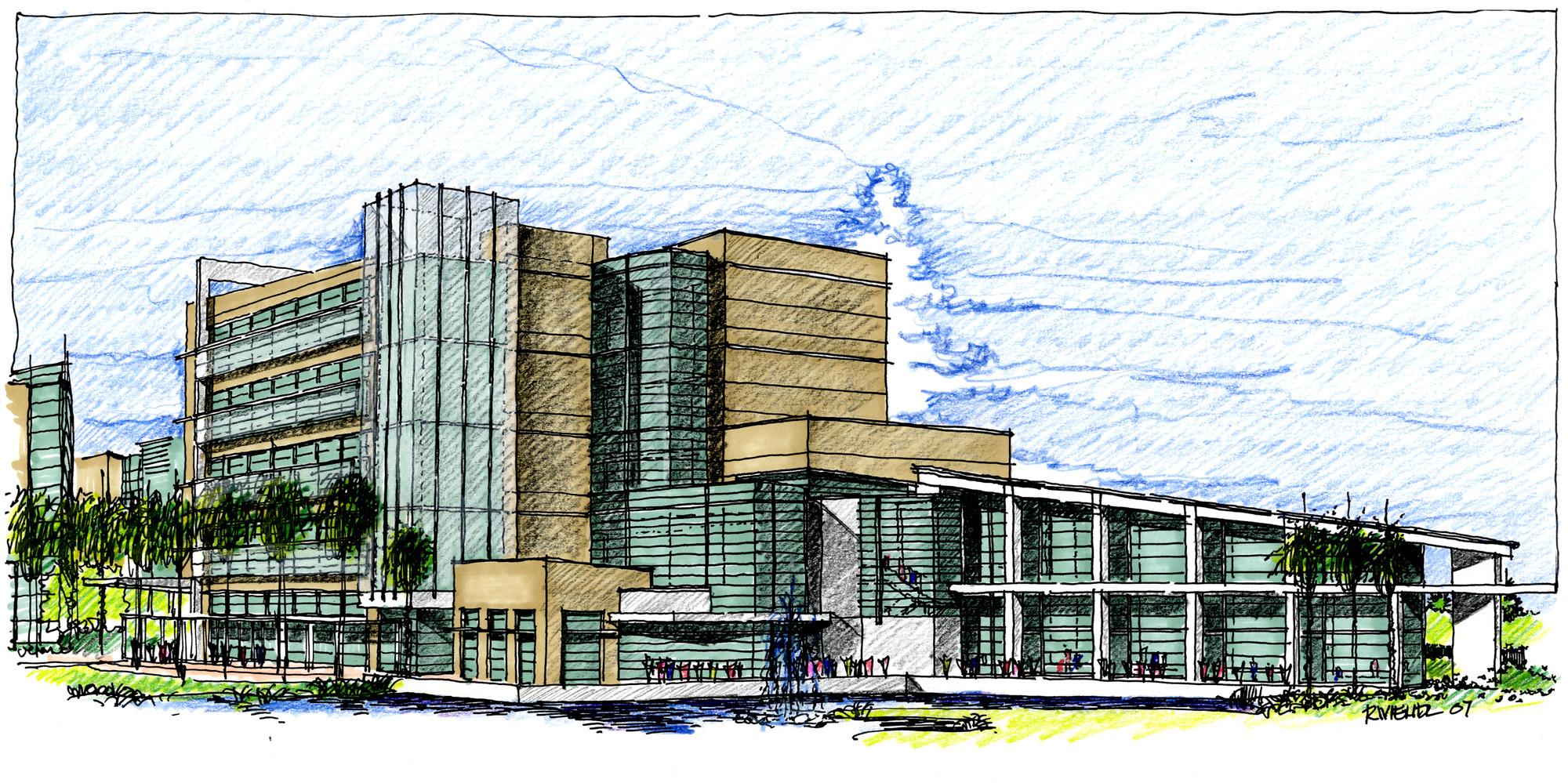 Science Engineering Building