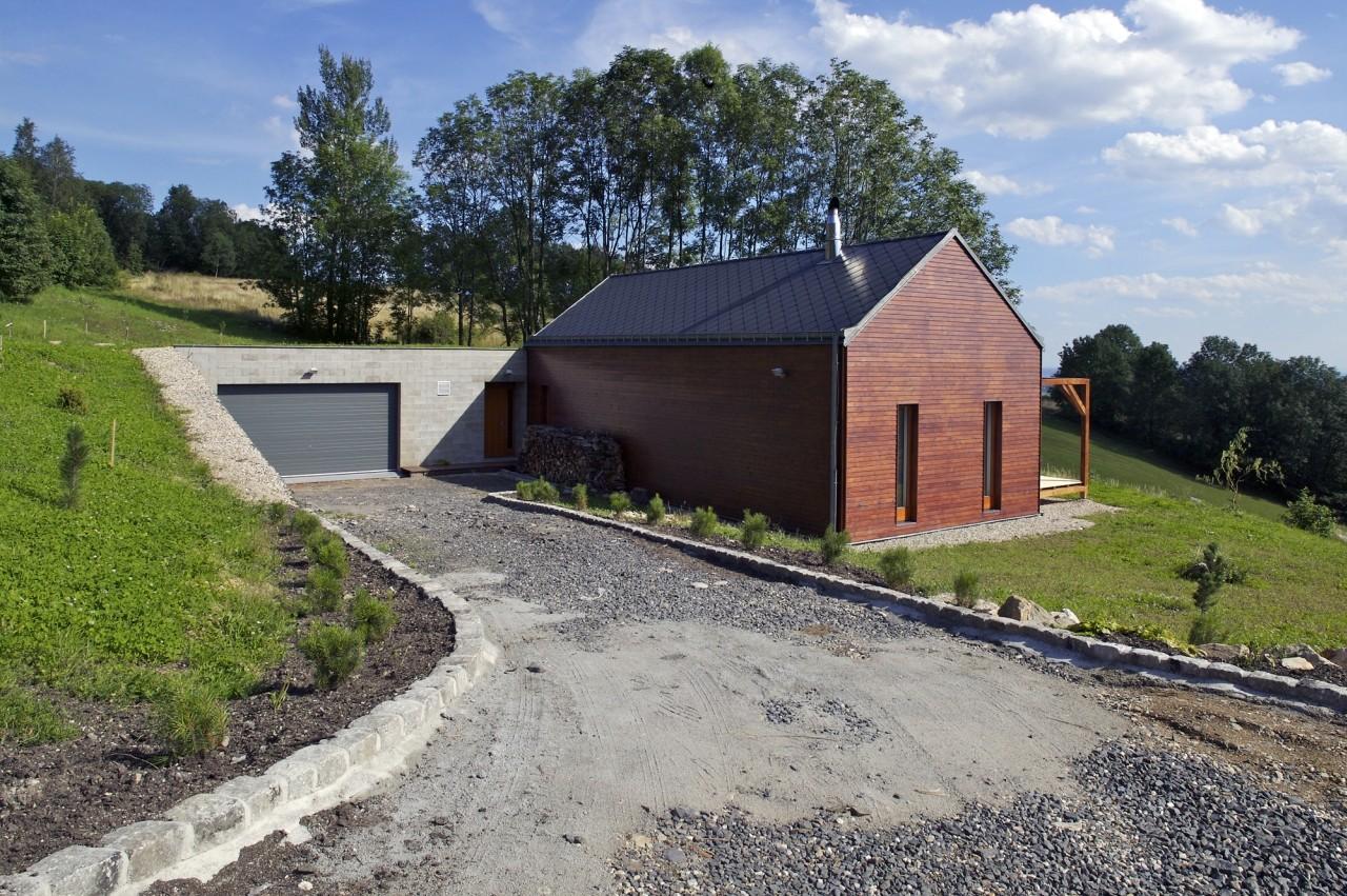 House on Jested Ridge / Vladimír Balda, Jiří Janďourek, © Aleš Jungmann