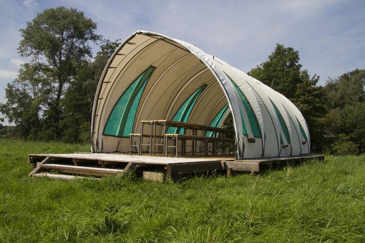 Greenhouse Pavilion / Studio Elmo Vermijs, © Stink Finger / Bob Driessen