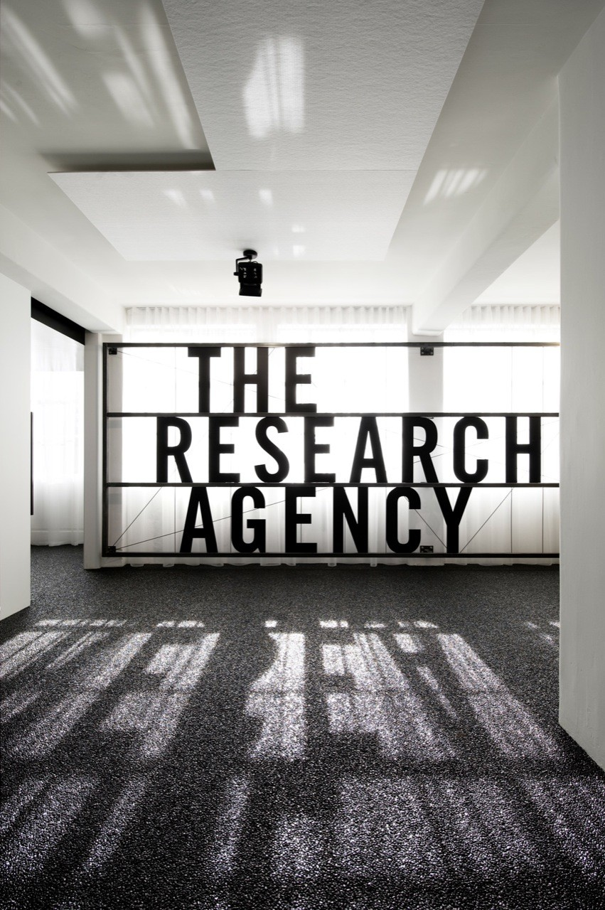 Gallery of the research agency jose gutierrez 5 for Space design agency