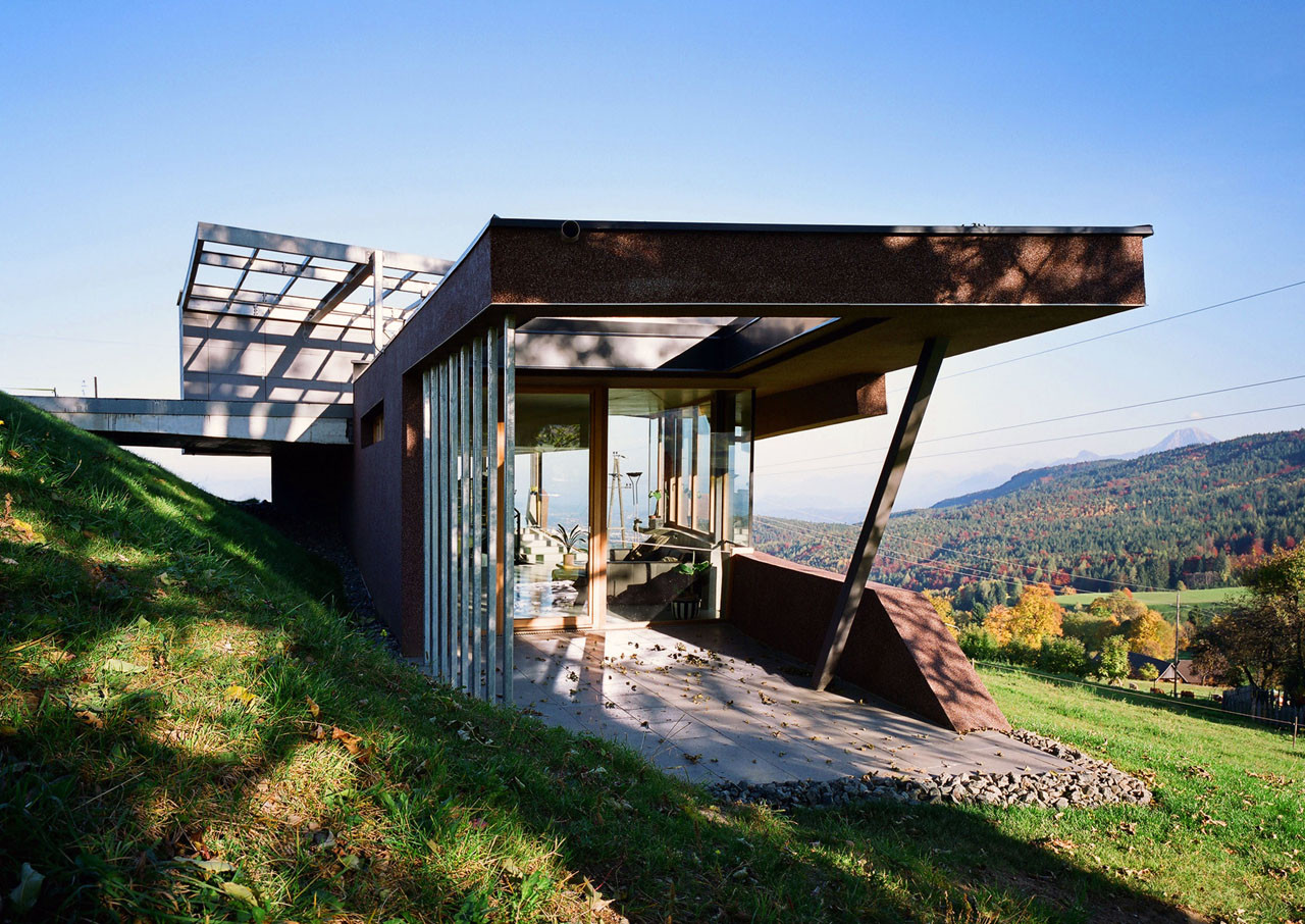 Embedded House / HOLODECK architects, © Stöger, Laslberger, HOLODECK