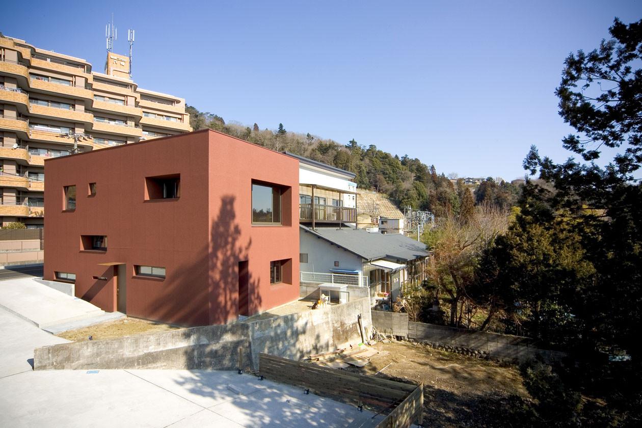 Chiropractic Office / Mitsuru Sato Architecture Studio @ DADA Architectural Atelier, © Katsuo Koseki