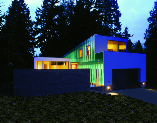 Courtesy of  david coleman architecture