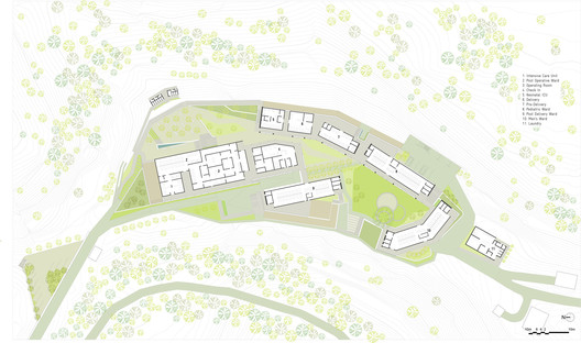 Site Plan: Upper