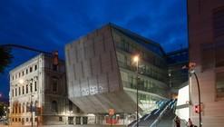 Bilbao City Hall / IMB Arquitectos