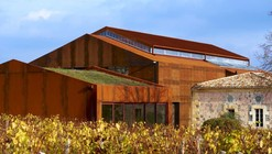 Chateau Barde-Haut Winery / Nadau Lavergne Architects